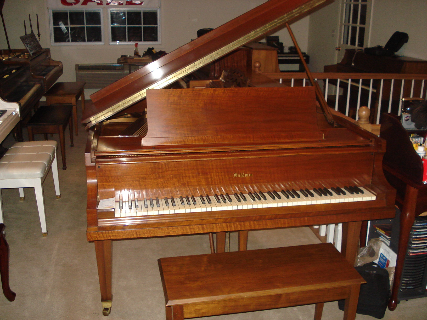 1954 Baldwin Baby Grand